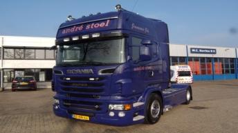 Scania R500 voor André Stoel