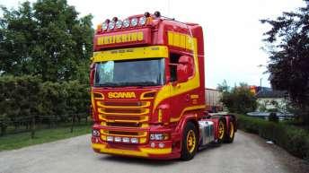 Scania R620 voor Meijering