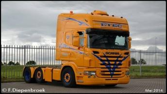 Tweedehands Scania R500 voor H.J. van Vliet