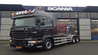 Scania R500 voor Hofstede Metaalrecycling