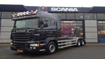 Scania R500 voor Hofstede Metaalrecycling