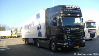 Scania R500 voor S&R Transport