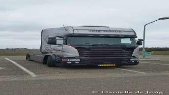 Scania V8 R580 Silver Griffin  037/100 - Henk Schutte