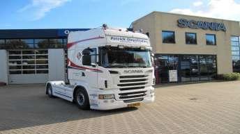 Scania R500 voor Patrick Diepstraten