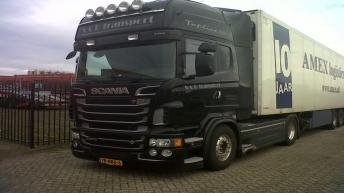 Scania R500 V8 voor S&R uit Raamsdonkveer