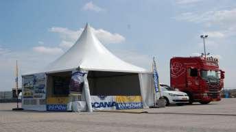 (TF) V8power op het Truckstar Festival