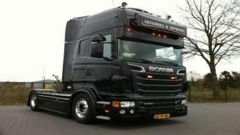 Scania R730 voor Hendriks & Erprath