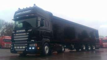 Scania R620 voor Hans Louwet