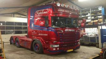 Scania R730 voor Jorn Riis Hanssen (DK)
