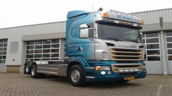 Scania R500 voor Hofman