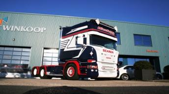 Scania R730 voor Peter Diesfeldt
