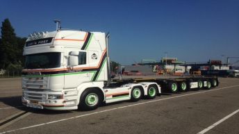 Scania R520 voor Simon Post