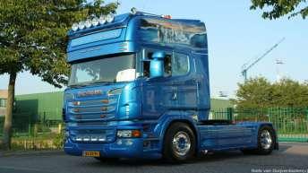 Scania R500 voor Kees v/d Meer