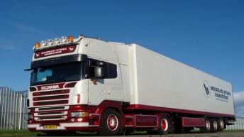 Tweedehands Scania R620 voor Weidelco Atsma