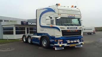 Scania V8 R580 - Rasmussen (DK)