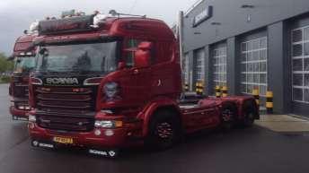 Scania R520 voor Andre Valke