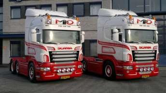 Scania R500's voor Marijnissen Oudenbosch