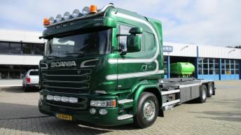 Scania R580 voor Bercon B.V.