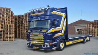 Scania R620 voor Marc van Oostenbrugge