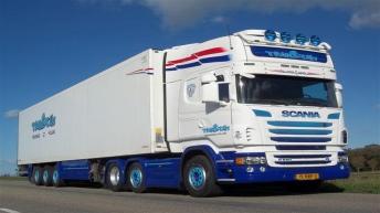 Scania R560 voor TranStam