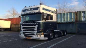 Scania R520 voor C. Groenenboom B.v.