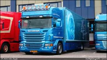 Scania R500 voor Peter v/d Eijkel & Zn.