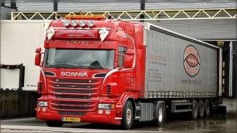 Scania R560 voor Richard Joosten
