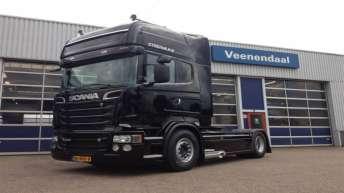 Scania R500 voor Geurtsen Loonbedrijf BV