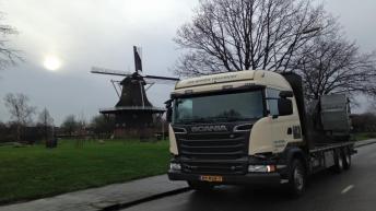 Scania R520 voor Van Buuren Transport