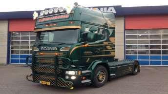 Scania R520 voor H. Bunschoten