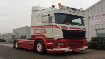 Scania R520 voor Marijnissen