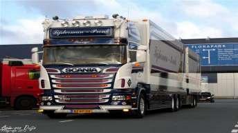 Scania R500 voor Tijsterman-Pronk
