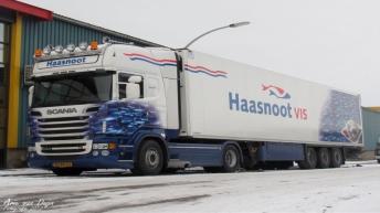 Scania R500 voor Haasnoot