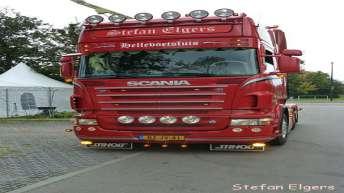 Scania R500 voor Stefan Elgers