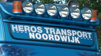 Scania R730 voor Heros Transport Noordwijk