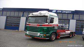Scania R730 voor J. Viergever