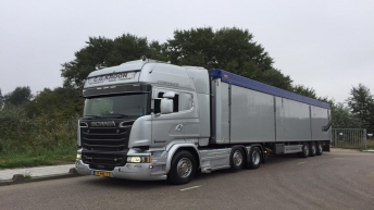 Scania R520 voor C.G. Kroon