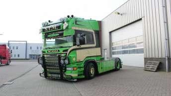 Scania R730 voor S.T.M. uit Frankrijk