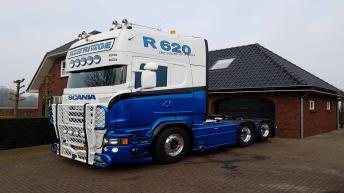 Scania R620 Transrivage
