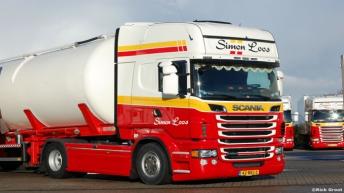 Scania R500 voor Simon Loos