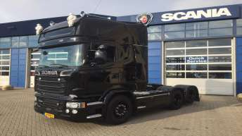 Scania V8 R580 - John Vonk Thermo