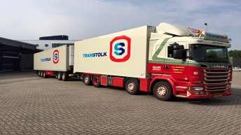 Scania R580 voor Transtolk