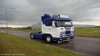 Scania 143 420 Arjan IJsinga