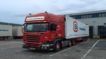 Scania V8 R580 - Transtolk