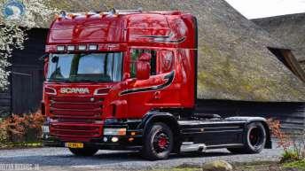 Tweedehands Scania R500 voor Roelof Veuger
