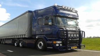Scania R620 voor Eitens uit Marum