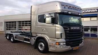 Scania R560 voor J. Riethorst