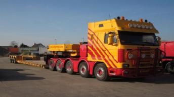 Transformatie Scania 143 450