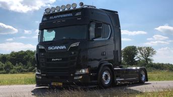 Scania S650 voor Slappendel Transport