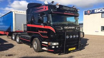 Scania R730 voor Christian Schou (DK)